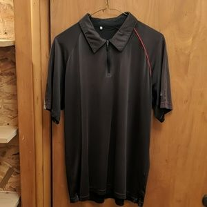 Adidas Men's M Golf Polo Black